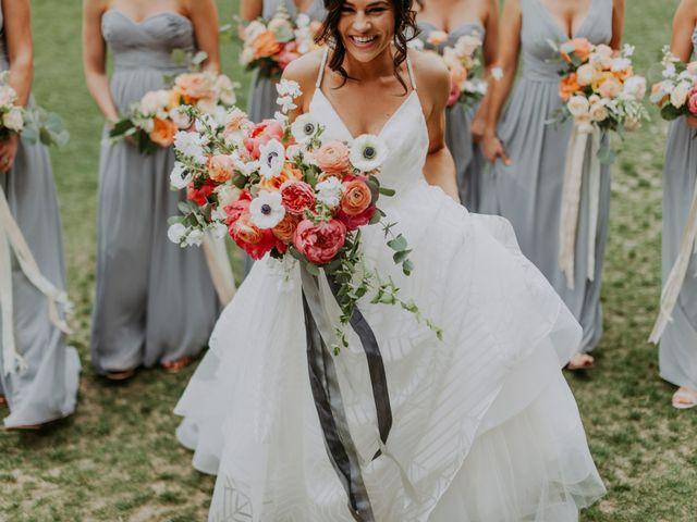 M Montero and Ashley's Wedding in Durham, North Carolina 102