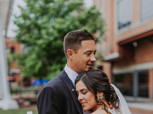 M Montero and Ashley's Wedding in Durham, North Carolina 107