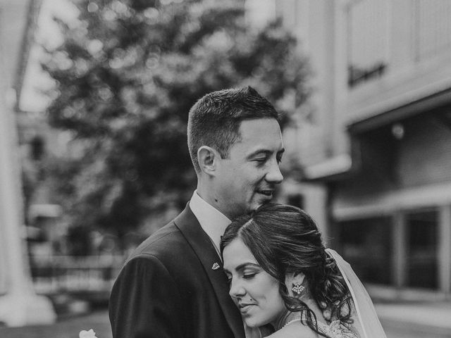 M Montero and Ashley's Wedding in Durham, North Carolina 108