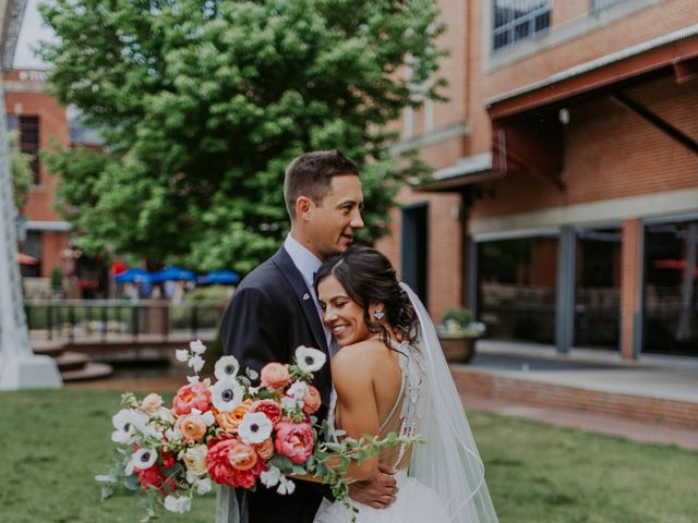 M Montero and Ashley's Wedding in Durham, North Carolina 109