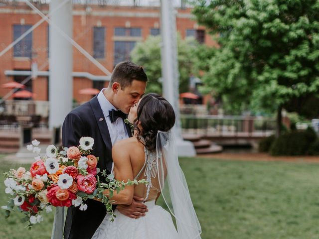 M Montero and Ashley's Wedding in Durham, North Carolina 110
