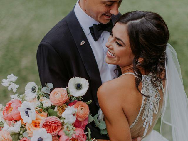 M Montero and Ashley's Wedding in Durham, North Carolina 112