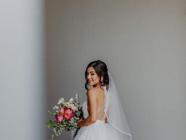 M Montero and Ashley's Wedding in Durham, North Carolina 116