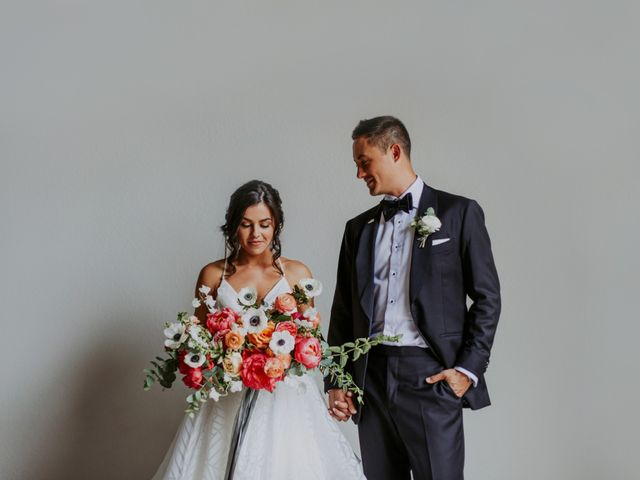 M Montero and Ashley's Wedding in Durham, North Carolina 122