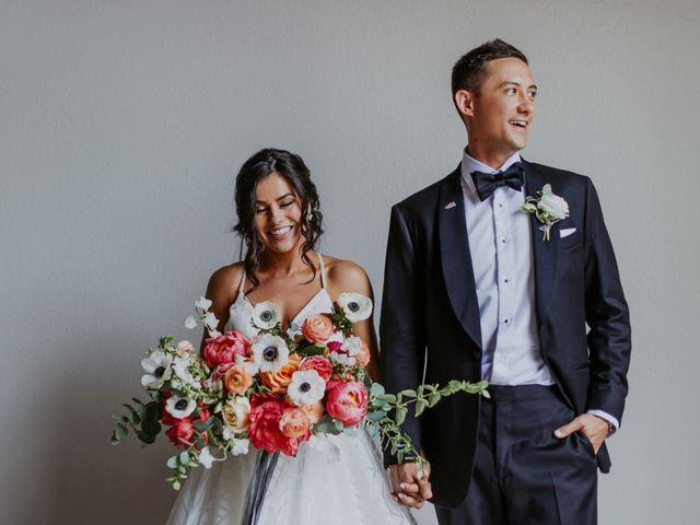 The wedding of Ashley and M Montero