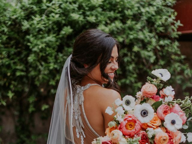 M Montero and Ashley's Wedding in Durham, North Carolina 123