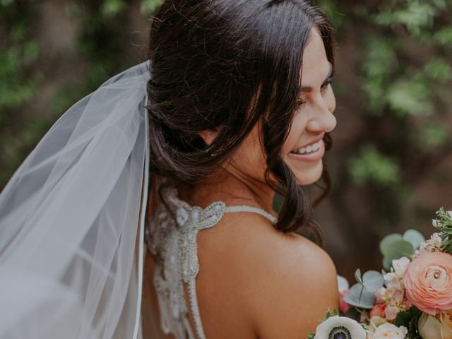 M Montero and Ashley's Wedding in Durham, North Carolina 124