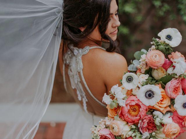 M Montero and Ashley's Wedding in Durham, North Carolina 125
