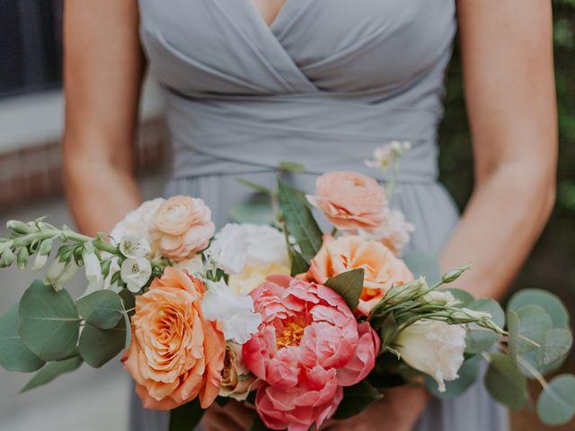 M Montero and Ashley's Wedding in Durham, North Carolina 127