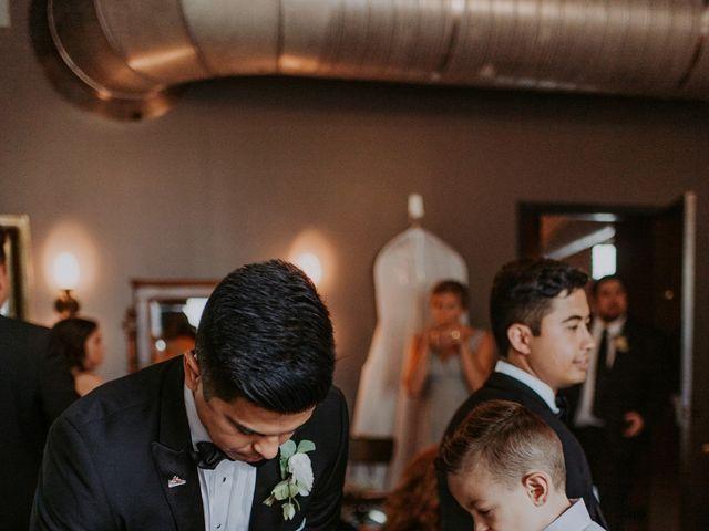 M Montero and Ashley's Wedding in Durham, North Carolina 128