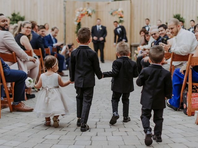 M Montero and Ashley's Wedding in Durham, North Carolina 130