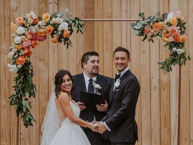 M Montero and Ashley's Wedding in Durham, North Carolina 134