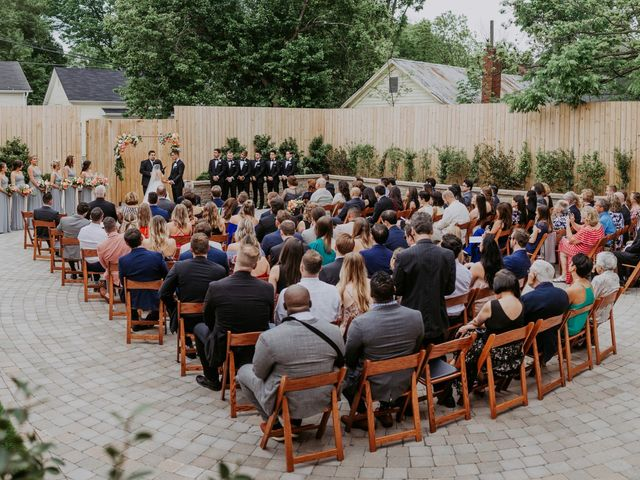 M Montero and Ashley's Wedding in Durham, North Carolina 135