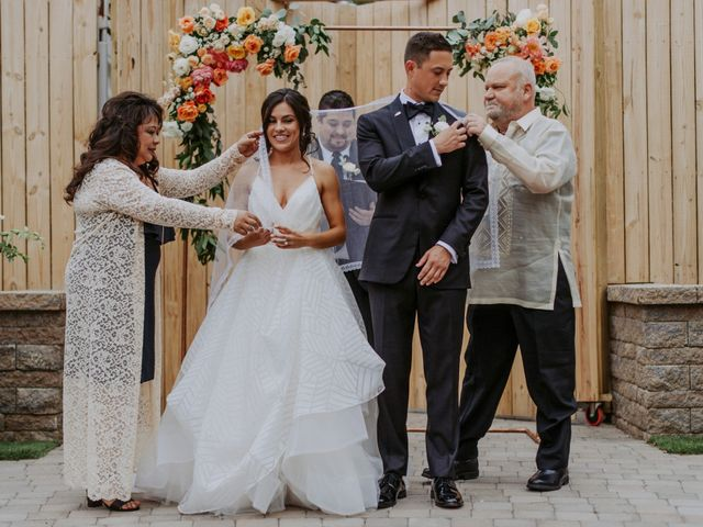 M Montero and Ashley's Wedding in Durham, North Carolina 137