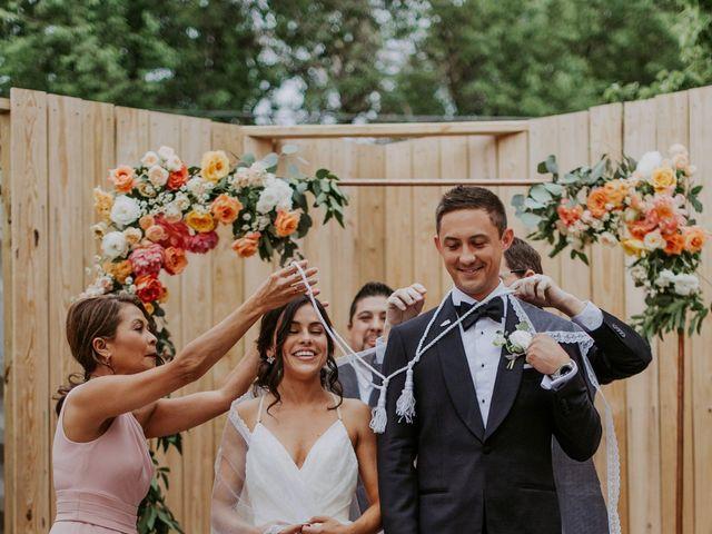 M Montero and Ashley's Wedding in Durham, North Carolina 138