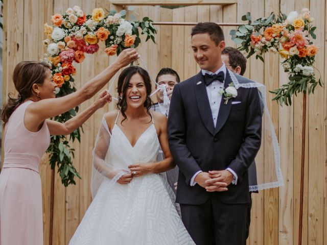 M Montero and Ashley's Wedding in Durham, North Carolina 139