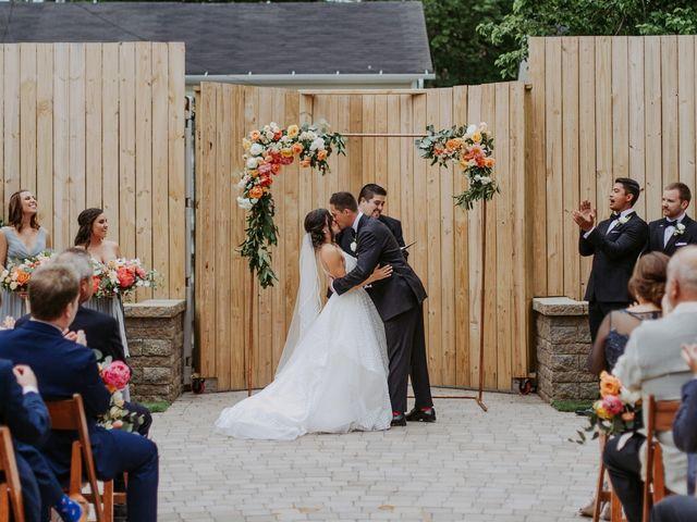 M Montero and Ashley's Wedding in Durham, North Carolina 140