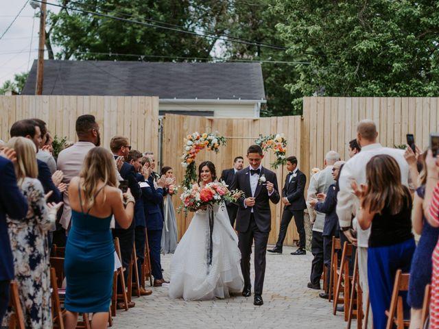 M Montero and Ashley's Wedding in Durham, North Carolina 141