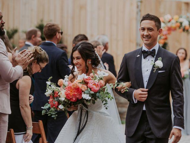 M Montero and Ashley's Wedding in Durham, North Carolina 142