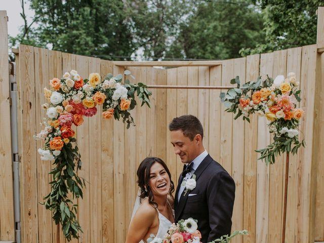 M Montero and Ashley's Wedding in Durham, North Carolina 144