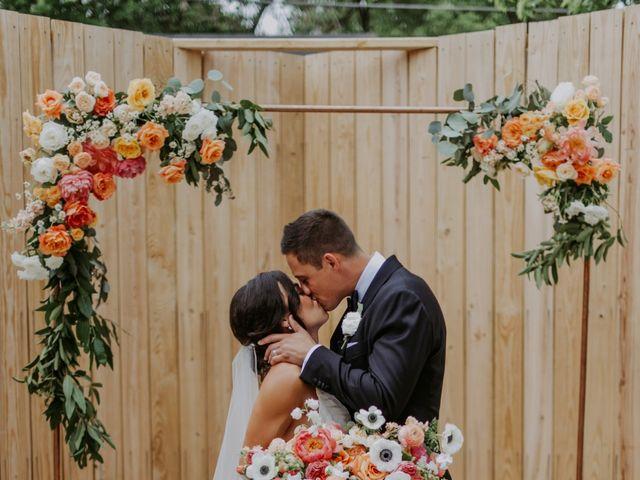M Montero and Ashley's Wedding in Durham, North Carolina 145