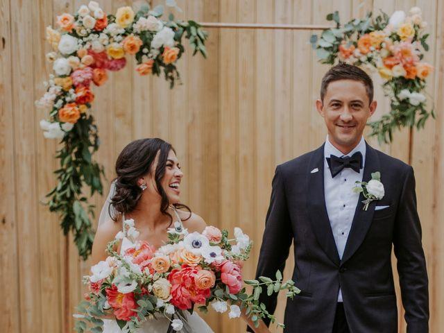 M Montero and Ashley's Wedding in Durham, North Carolina 146