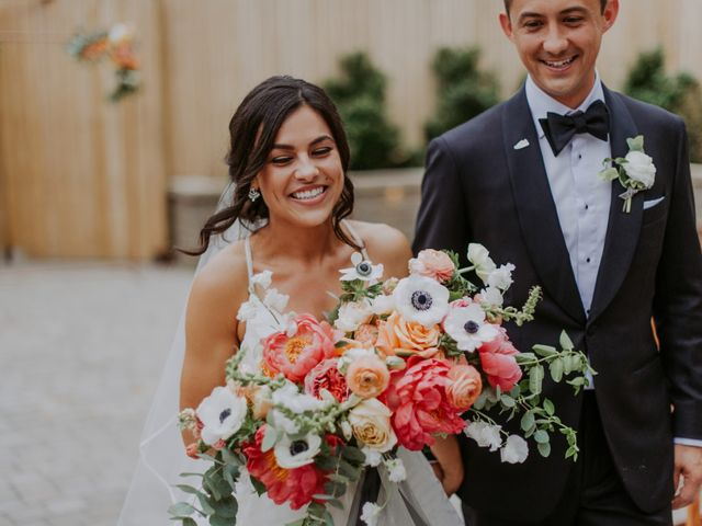 M Montero and Ashley's Wedding in Durham, North Carolina 148