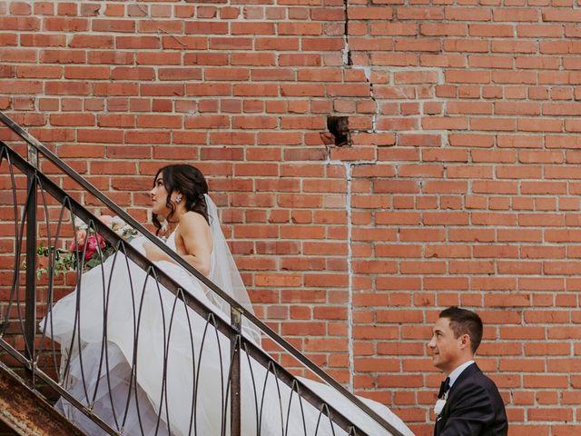 M Montero and Ashley's Wedding in Durham, North Carolina 149