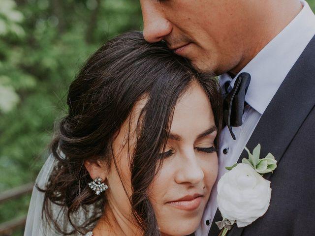 M Montero and Ashley's Wedding in Durham, North Carolina 150