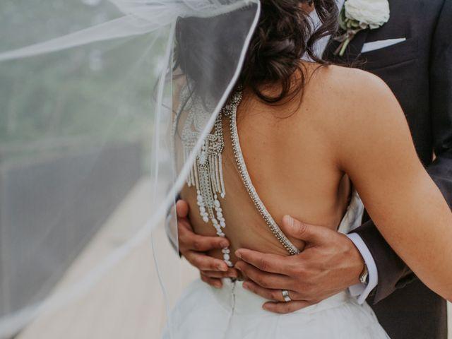 M Montero and Ashley's Wedding in Durham, North Carolina 153