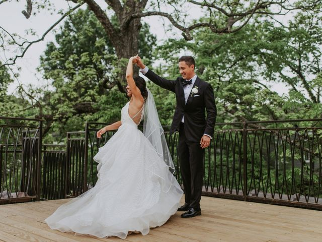 M Montero and Ashley's Wedding in Durham, North Carolina 157