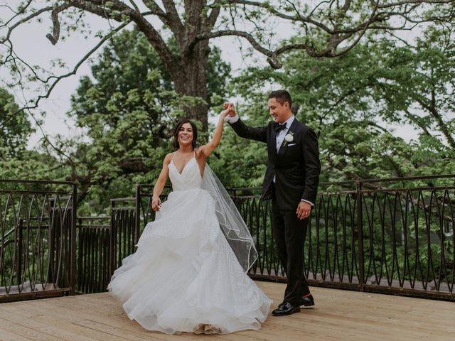 M Montero and Ashley's Wedding in Durham, North Carolina 158