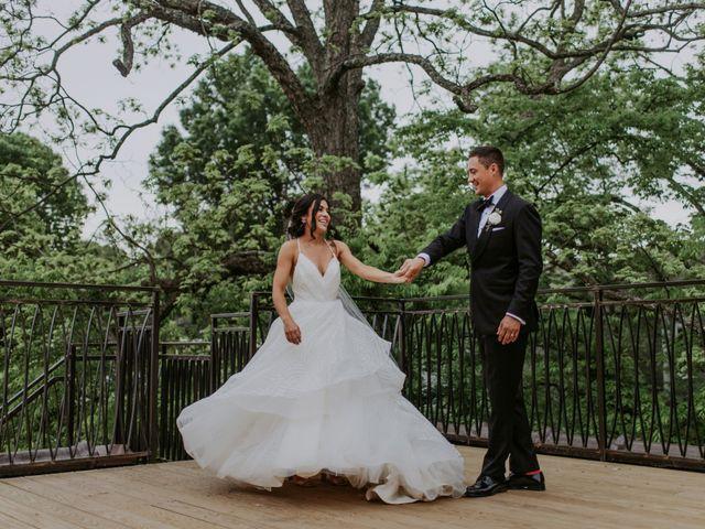 M Montero and Ashley's Wedding in Durham, North Carolina 159
