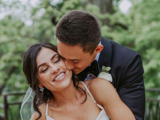 M Montero and Ashley's Wedding in Durham, North Carolina 160