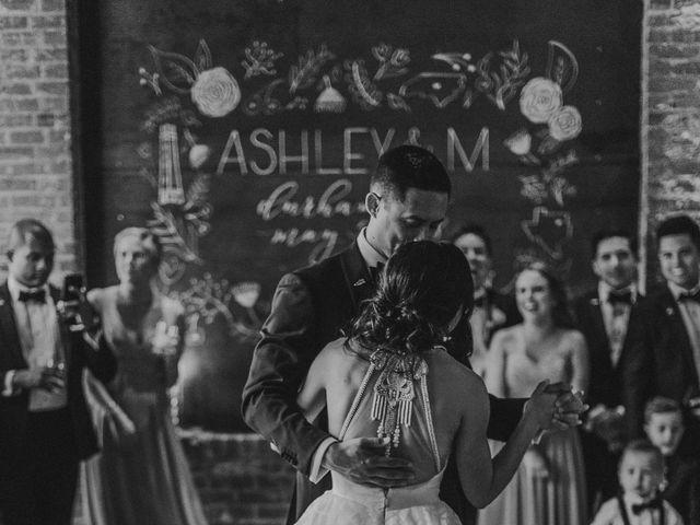 M Montero and Ashley's Wedding in Durham, North Carolina 164