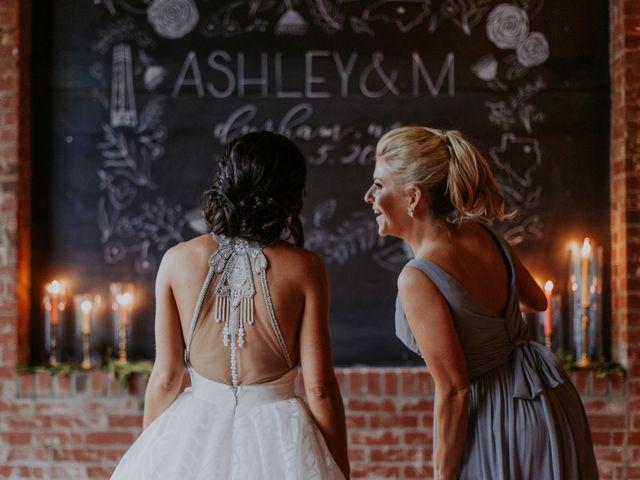M Montero and Ashley's Wedding in Durham, North Carolina 166