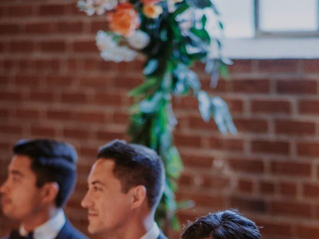 M Montero and Ashley's Wedding in Durham, North Carolina 170
