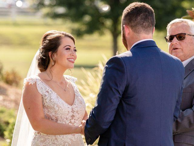 Jeb and Victoria's Wedding in Jonesborough, Tennessee 8