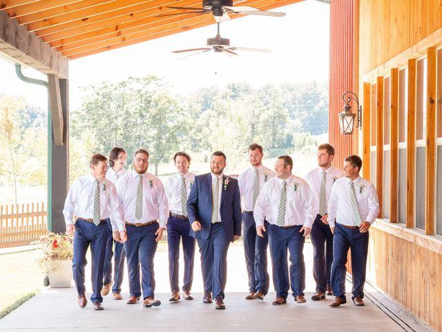 Jeb and Victoria's Wedding in Jonesborough, Tennessee 15