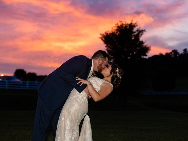 Jeb and Victoria's Wedding in Jonesborough, Tennessee 17