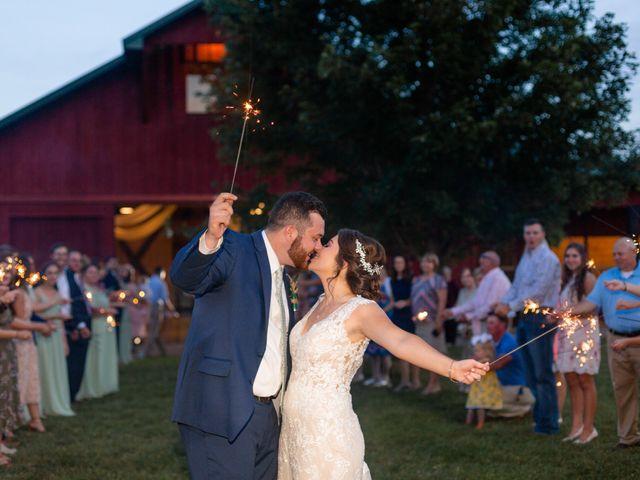 Jeb and Victoria's Wedding in Jonesborough, Tennessee 18