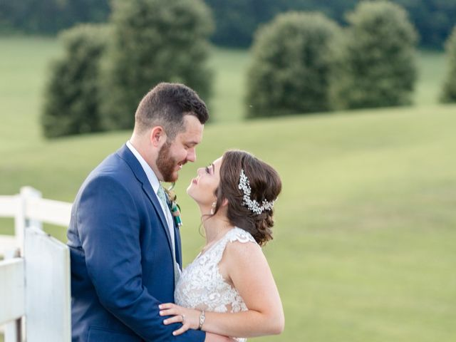 Jeb and Victoria's Wedding in Jonesborough, Tennessee 22