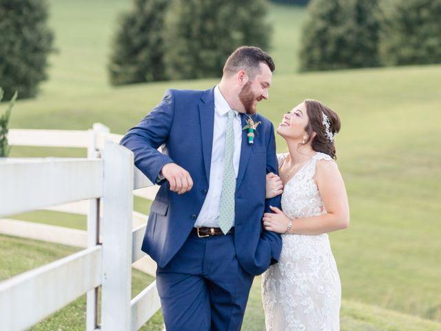Jeb and Victoria's Wedding in Jonesborough, Tennessee 23