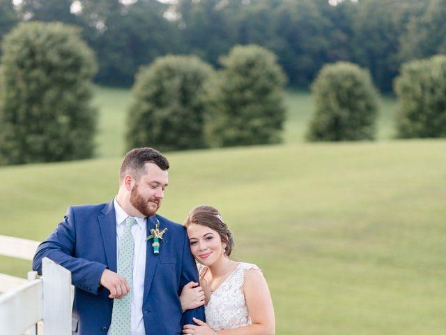 Jeb and Victoria's Wedding in Jonesborough, Tennessee 24