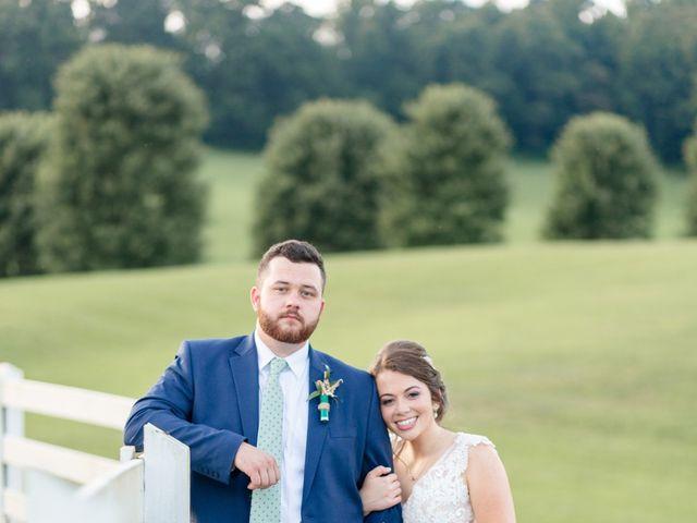 Jeb and Victoria's Wedding in Jonesborough, Tennessee 25