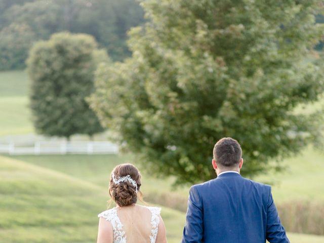 Jeb and Victoria's Wedding in Jonesborough, Tennessee 26