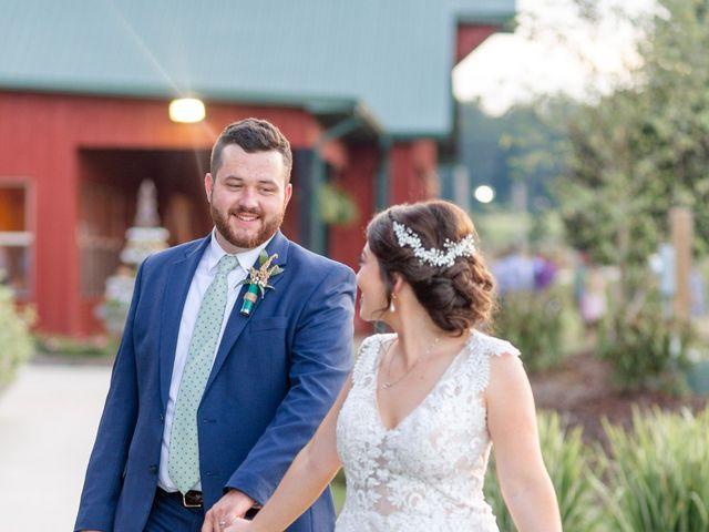 Jeb and Victoria's Wedding in Jonesborough, Tennessee 27
