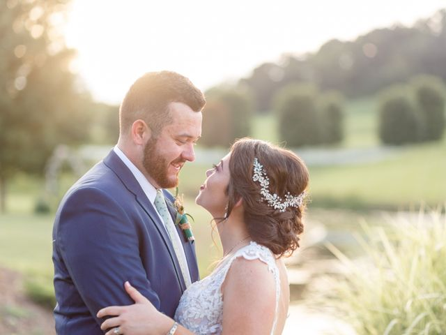 Jeb and Victoria's Wedding in Jonesborough, Tennessee 33