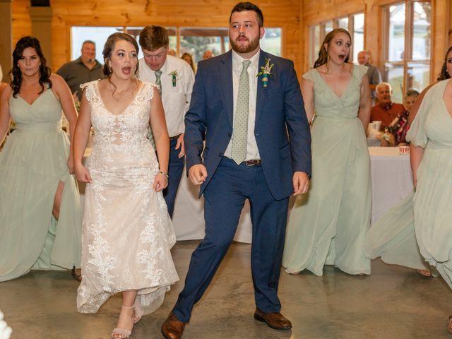 Jeb and Victoria's Wedding in Jonesborough, Tennessee 37