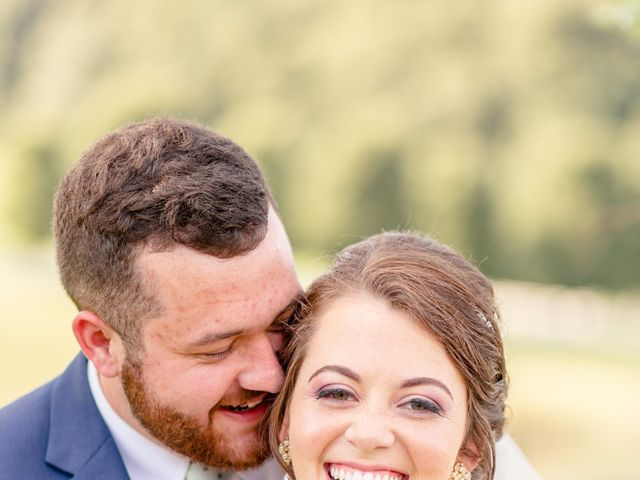 Jeb and Victoria's Wedding in Jonesborough, Tennessee 45